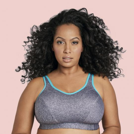 Goddess Soft Cup Sports Bra